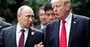 Ông Trump mời Tổng thống Nga đến thăm Mỹ1