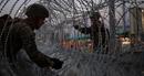 """Lính Mỹ sắp """"sàng lọc"""" người nhập cư tại biên giới"""