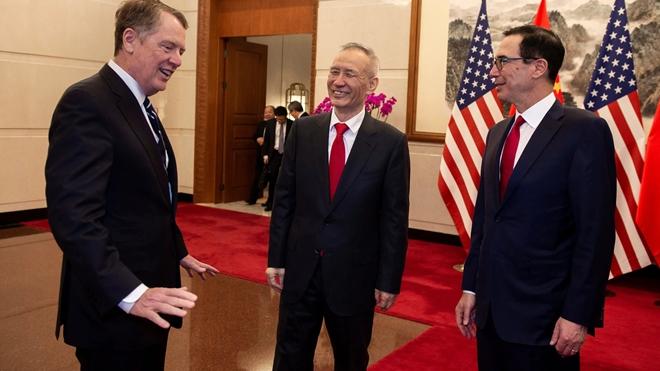 Mỹ-Trung kết thúc đàm phán sớm, tái họp vào tháng 9