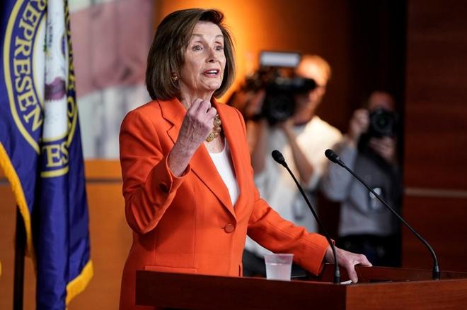 Hạ viện Mỹ thông qua điều tra luận tội ông Trump