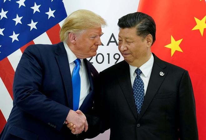 """Tổng thống Trump """"dọa"""" lùi thỏa thuận thương mại Mỹ-Trung đến sau 2020"""