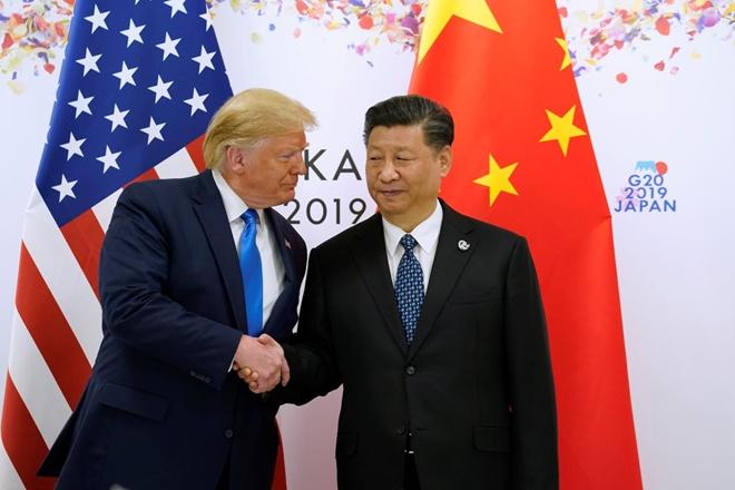 Mỹ tuyên bố sắp ký thỏa thuận thương mại với Trung Quốc