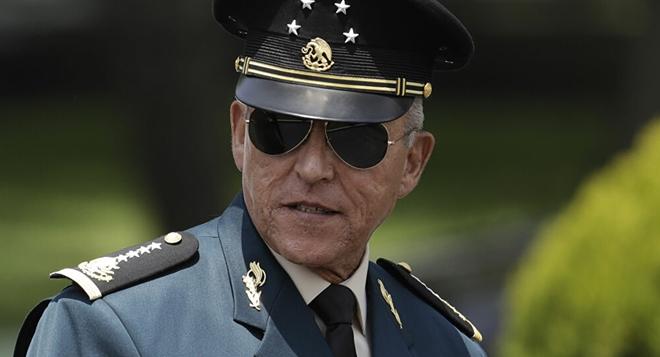 Cựu Bộ trưởng quốc phòng Mexico bị bắt tại Mỹ