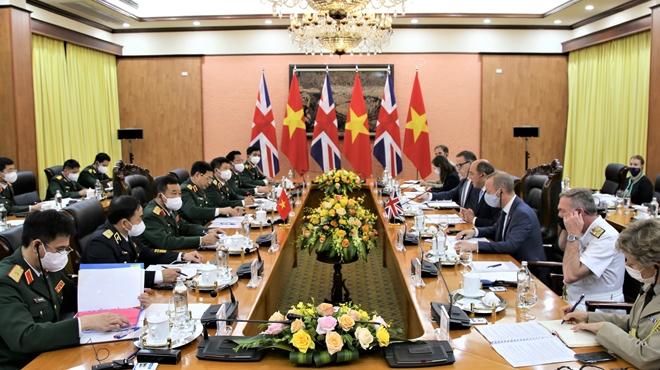 Tăng cường hơn nữa quan hệ Đối tác Chiến lược Việt Nam và Vương quốc Anh