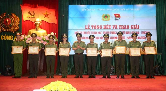Phát huy trách nhiệm của thanh niên Công an trong xây dựng, bảo vệ Tổ quốc - Ảnh minh hoạ 2