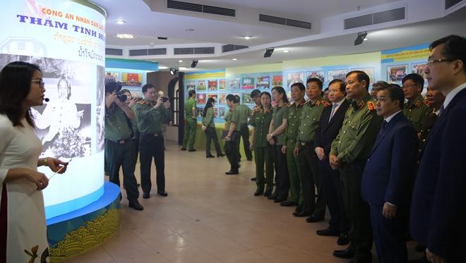 Công an nhân dân Lào – Việt Nam thắm tình hữu nghị - Ảnh minh hoạ 6