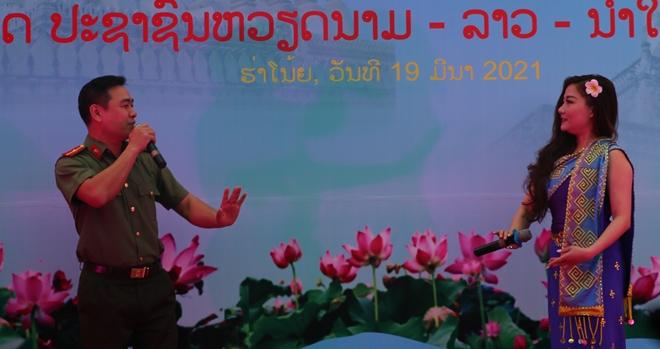 Công an nhân dân Lào – Việt Nam thắm tình hữu nghị - Ảnh minh hoạ 4