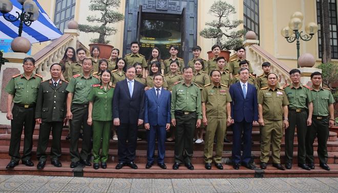 Công an nhân dân Lào – Việt Nam thắm tình hữu nghị - Ảnh minh hoạ 9