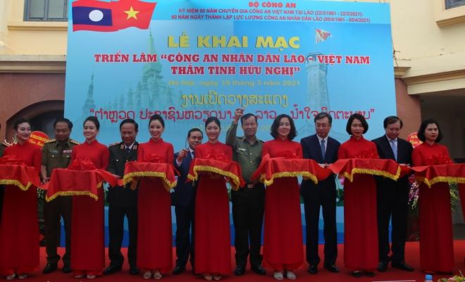 Công an nhân dân Lào – Việt Nam thắm tình hữu nghị - Ảnh minh hoạ 5