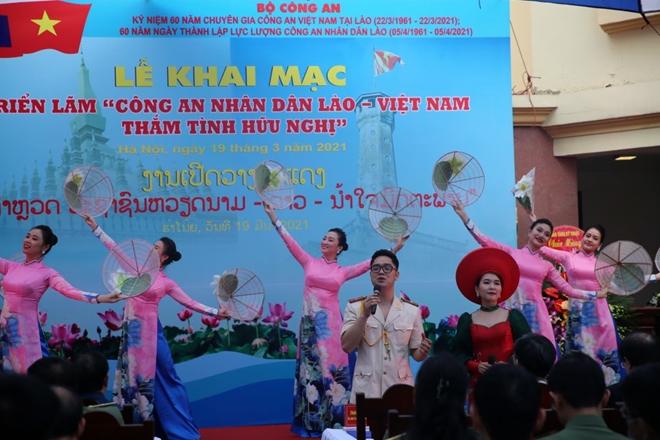 Công an nhân dân Lào – Việt Nam thắm tình hữu nghị - Ảnh minh hoạ 3
