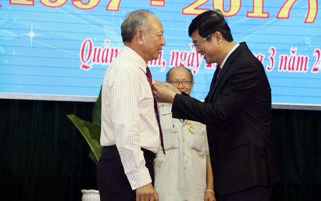 Công an tỉnh Quảng Nam gặp mặt cán bộ lãnh đạo qua các thời kỳ - Ảnh minh hoạ 2