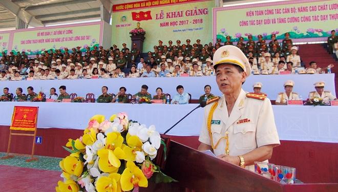 Tăng cường rèn luyện tay nghề thực hành cho học viên khối trung cấp Cảnh sát - Ảnh minh hoạ 3