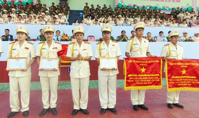Tăng cường rèn luyện tay nghề thực hành cho học viên khối trung cấp Cảnh sát - Ảnh minh hoạ 4