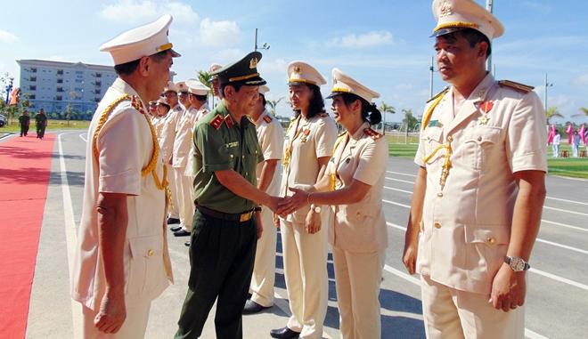 Tăng cường rèn luyện tay nghề thực hành cho học viên khối trung cấp Cảnh sát - Ảnh minh hoạ 6