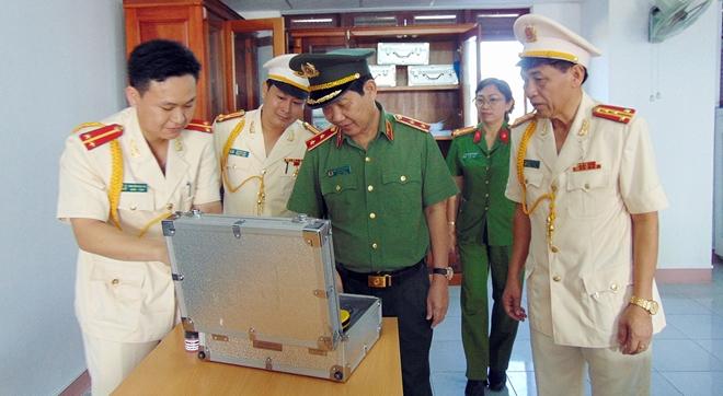 Tăng cường rèn luyện tay nghề thực hành cho học viên khối trung cấp Cảnh sát - Ảnh minh hoạ 2