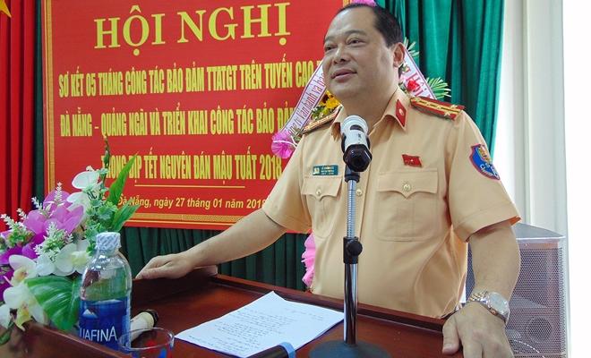 Đảm bảo ATGT tuyến cao tốc Đà Nẵng - Quảng Ngãi dịp Tết - Ảnh minh hoạ 6