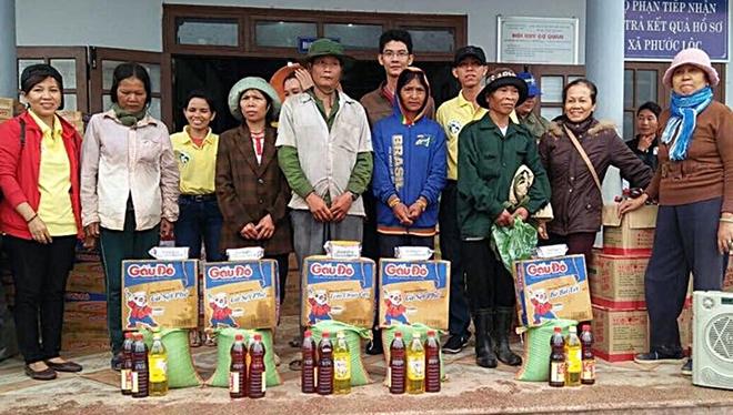Những suất quà nghĩa tình đến với bà con miền núi Quảng Nam - Ảnh minh hoạ 2