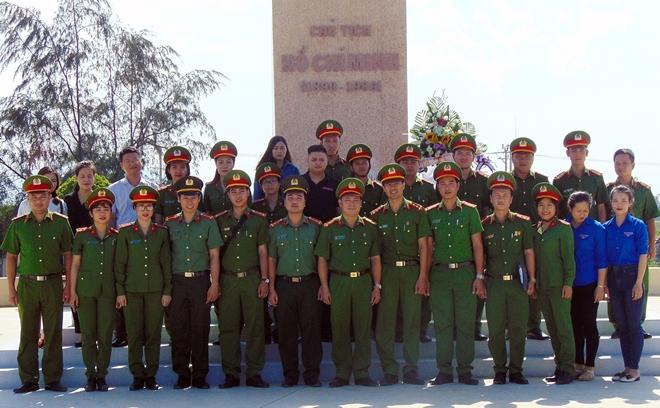 Tuổi trẻ CAND thăm, tặng quà gia đình chính sách, khó khăn tại Quảng Nam - Ảnh minh hoạ 5