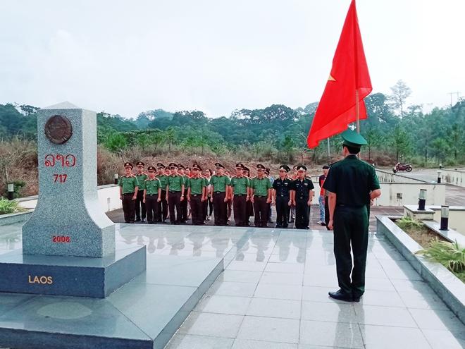 Tuổi trẻ Công an Quảng Nam đến với đồng bào vùng biên giới - Ảnh minh hoạ 4