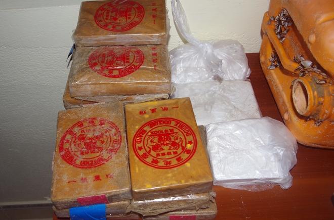 Khởi tố vụ heroin dạt vào bờ biển Quảng Nam
