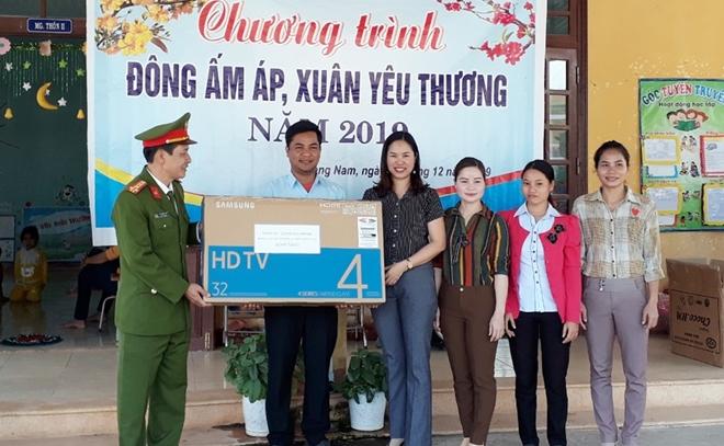 Cảnh sát cơ động về với đồng bào miền núi Quảng Nam - Ảnh minh hoạ 2