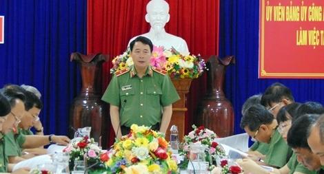 Bảo đảm tốt ANTT trên địa bàn tỉnh Quảng Nam