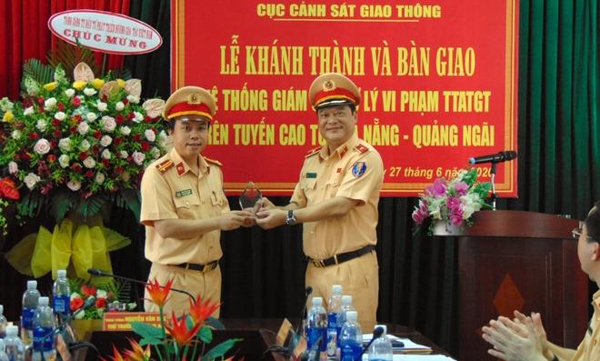 Khánh thành hệ thống giám sát trên cao tốc Đà Nẵng - Quảng Ngãi - Ảnh minh hoạ 4