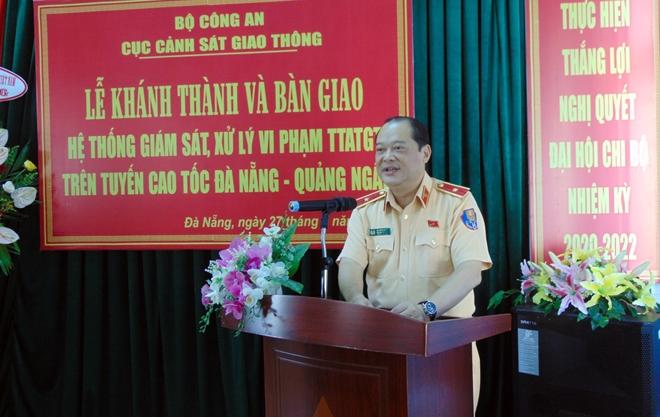 Khánh thành hệ thống giám sát trên cao tốc Đà Nẵng - Quảng Ngãi - Ảnh minh hoạ 3