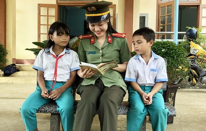 Phát huy vai trò xung kích của tuổi trẻ Công an Quảng Nam - Ảnh minh hoạ 6