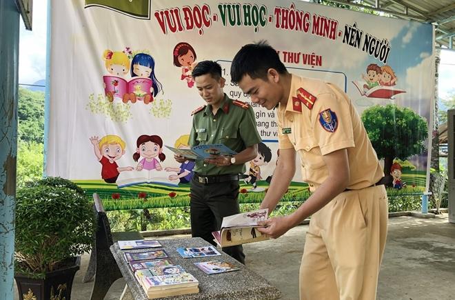 Phát huy vai trò xung kích của tuổi trẻ Công an Quảng Nam - Ảnh minh hoạ 8