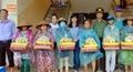 Báo CAND sẻ chia khó khăn với người dân vùng lũ Quảng Nam