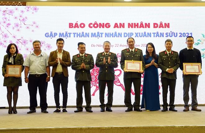 Báo CAND tích cực đóng góp vào sự phát triển của khu vực miền Trung - Ảnh minh hoạ 5