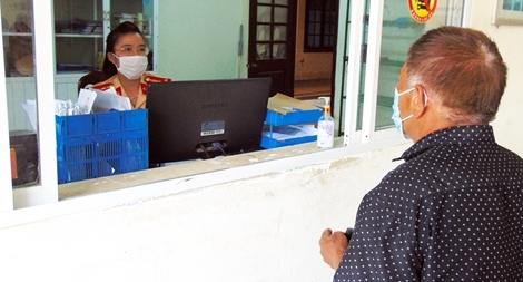 Người dân gửi nhiều thư khen Công an huyện Đại Lộc