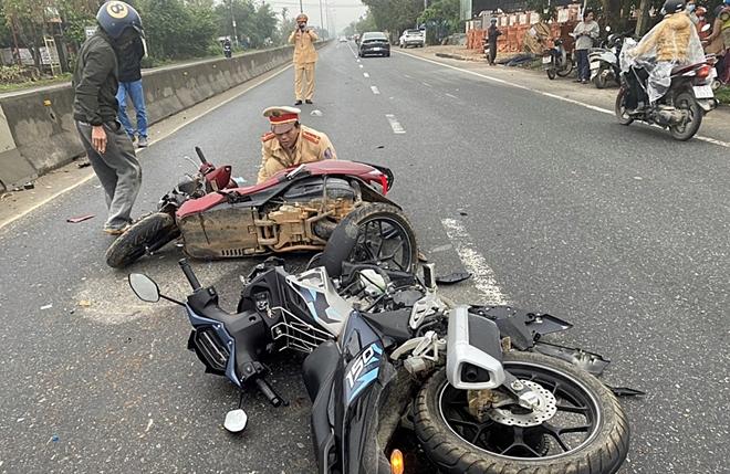 CSGT Quảng Nam thực hiện tốt công tác điều tra, giải quyết tai nạn giao thông