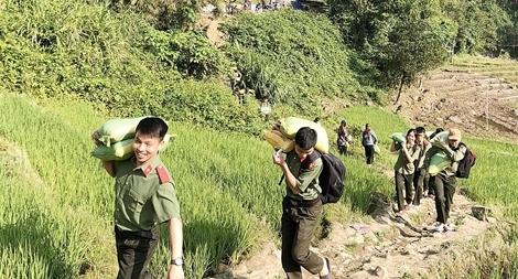 """Quảng Nam phát động cuộc thi ảnh online """"Tự hào người chiến sĩ An ninh"""""""