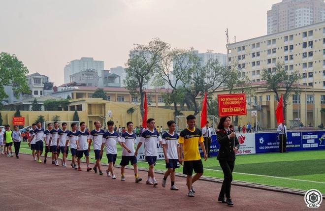 Khai mạc giải bóng đá Cúp Thanh niên Học viện An ninh nhân dân - Ảnh minh hoạ 5