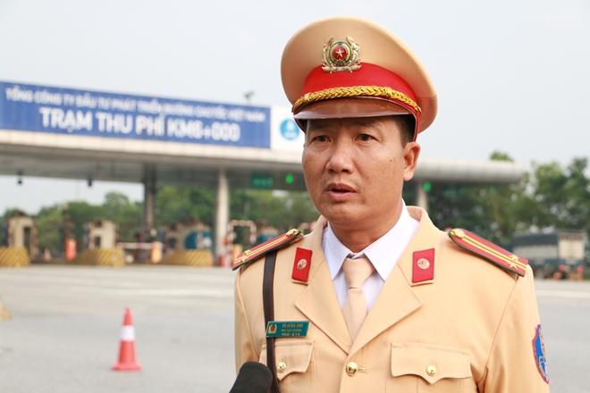 Tổng kiểm soát xe tải, xe khách trên cao tốc Nội Bài – Lào Cai - Ảnh minh hoạ 4