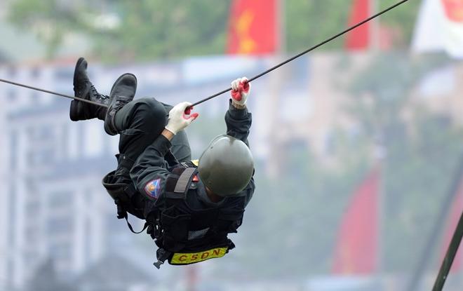 """Những hình ảnh đẹp của lực lượng CAND tại Đại hội khoẻ """"Vì an ninh Tổ quốc"""" - Ảnh minh hoạ 25"""