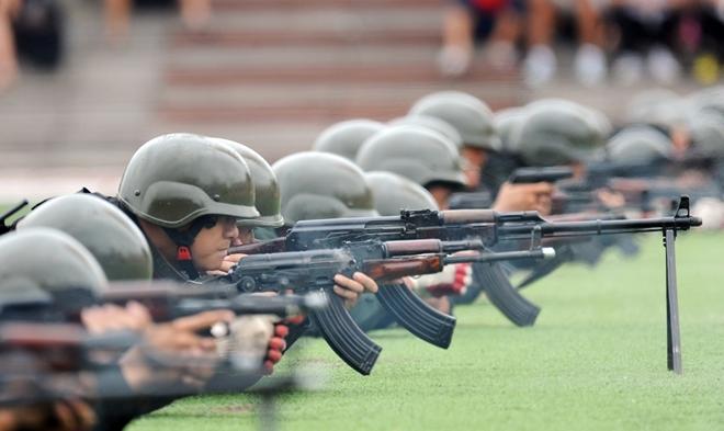 """Những hình ảnh đẹp của lực lượng CAND tại Đại hội khoẻ """"Vì an ninh Tổ quốc"""" - Ảnh minh hoạ 26"""
