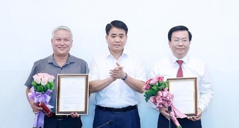 Sở Xây dựng Hà Nội có Giám đốc mới
