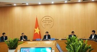 Hà Nội chia sẻ kinh nghiệm chống dịch COVID-19 với Thị trưởng 40 thành phố
