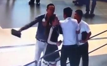Yêu cầu cán bộ Sở GTVT công khai xin lỗi nữ nhân viên sân bay bị đánh