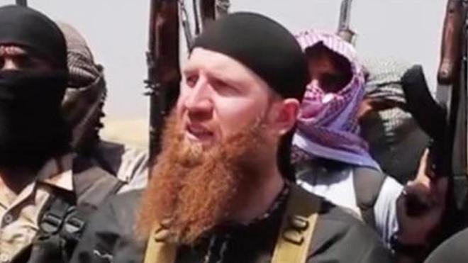 Bộ trưởng chiến tranh IS bị tiêu diệt