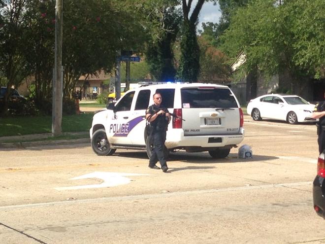 Lại đấu súng tại Mỹ, 3 cảnh sát thiệt mạng