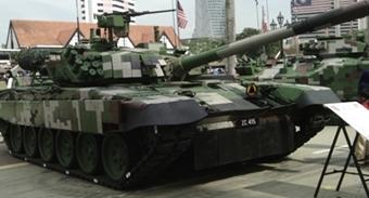 PT-16 đối thủ đến từ Ba Lan của T-90