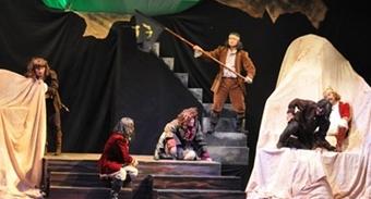 Liên hoan quốc tế thử nghiệm sân khấu 2016: Mừng vui trong... tiếc nuối