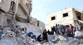 Không có giải pháp quân sự cho cuộc nội chiến ở Syria
