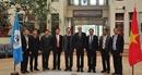 Thứ trưởng Nguyễn Văn Thành tới thăm và làm việc với Ban Tổng Thư ký Interpol
