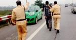 CSGT kiểm tra xe vi phạm phát hiện xe bị trộm