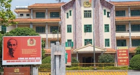 Công an tỉnh Phú Thọ chú trọng xây dựng phong cách người CAND